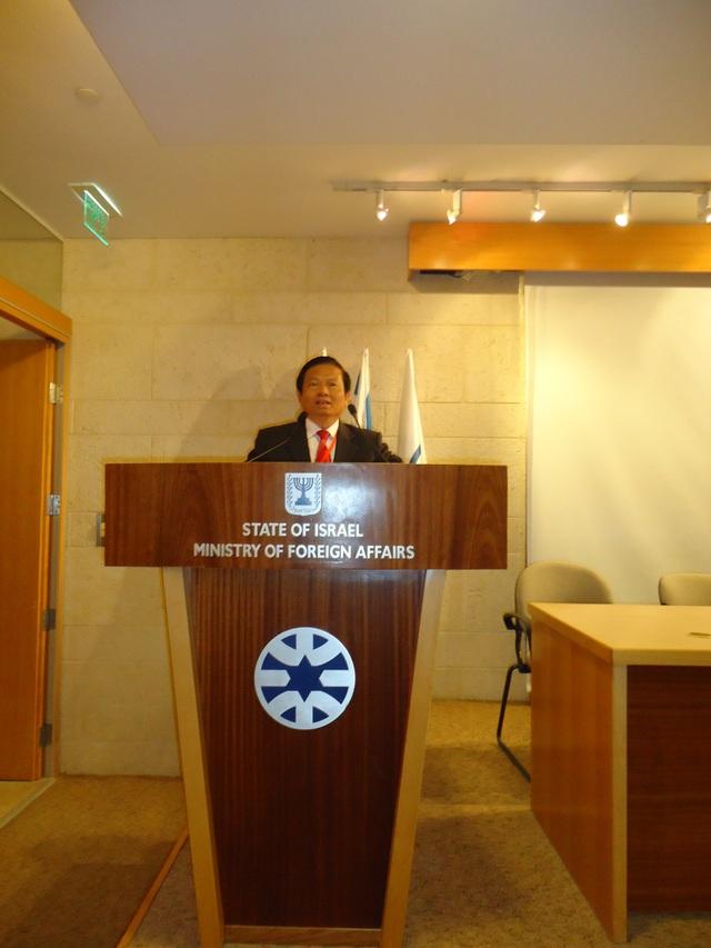 Tác giả Lê Doãn Hợp - Chủ tịch Hội Truyền thông số Việt Nam.
