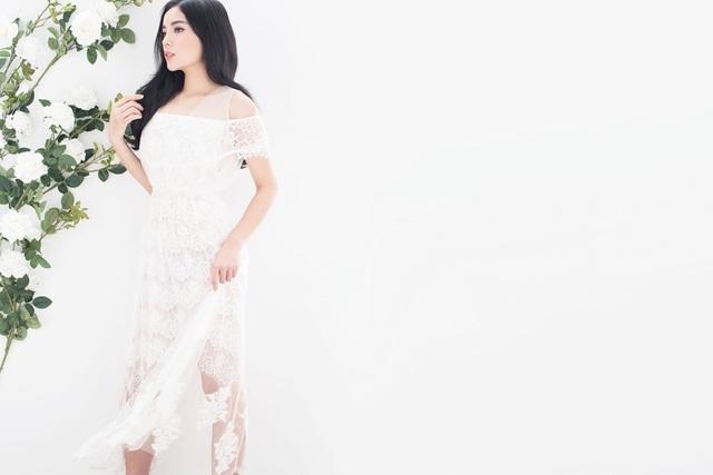 Tuy vậy, Hoa hậu Việt Nam 2014 cũng cho rằng, cô tôn trọng mọi quyết định của ban tổ chức và lấy điều này làm bài học để trưởng thành hơn.