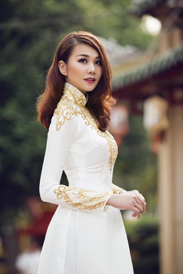 Siêu mẫu Thanh Hằng.