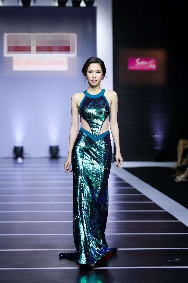 Hoa hậu Phụ nữ Việt Nam qua ảnh 2012 - Phan Thu Quyên