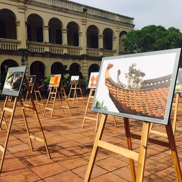 """Triển lãm """"Hà Nội trong tôi"""" kỉ niệm 62 năm ngày Giải phóng Thủ đô - 13"""
