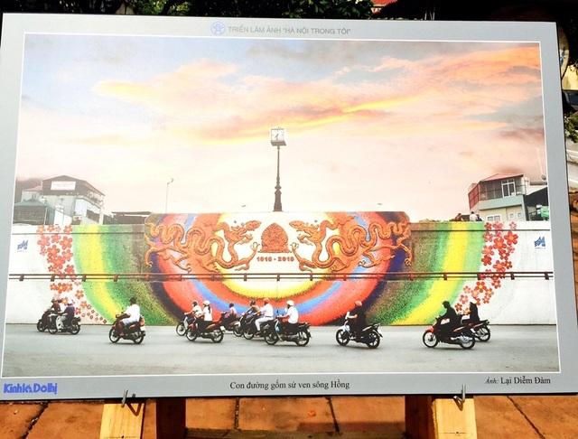 """Triển lãm """"Hà Nội trong tôi"""" kỉ niệm 62 năm ngày Giải phóng Thủ đô - 11"""