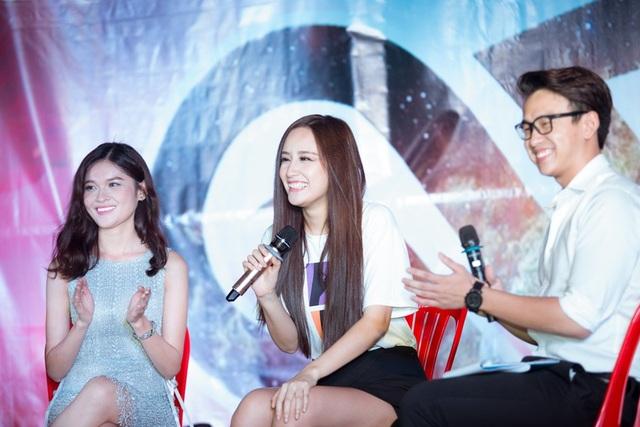 Còn Thùy Dung gửi lời chúc mong muốn chương trình đêm nhạc gây quỹ ngày càng phát triển, mở rộng phạm vi từ thiện.