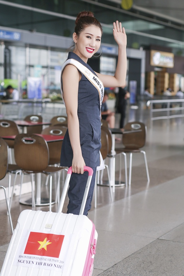 Bảo Như sở hữu bề dày thành tích kha khá ở các cuộc thi nhan sắc trong nước như đạt danh hiệu Hoa khôi Kiên Giang 2014, lọt Top 10 Hoa hậu Việt Nam 2014 và mới đây nhất là Á hậu 1 Hoa hậu Biển Việt Nam 2016.