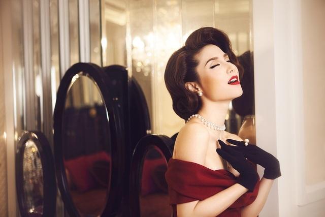 """Bởi """"Dù chỉ là vai ca sĩ hát lót trong phòng trà nhưng My từ trước đến giờ không đi hát, phong thái của một người ca sĩ và một diễn viên hoàn toàn khác nhau! Nên tất cả đều cần có sự trải nghiệm thực tế để làm tốt hơn, không phụ lòng khán giả!"""", cô nói."""