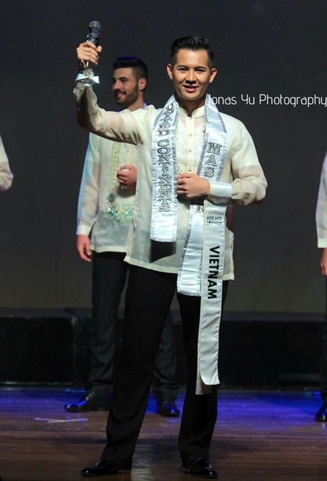 Năm 2016, siêu mẫu Nguyễn Hải Quân vừa xuất sắc vượt qua hàng chục đại diện các nước trên thế giới giành giải Nhất Nam vương Quốc tế tại Philippines.