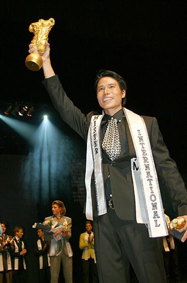 Với hình thể đẹp và sự chuẩn bị kỹ càng cho các phần thi, siêu mẫu Tiến Đoàn của Việt Nam đã xuất sắc vượt qua 33 đối thủ để giành giải Người đàn ông hoàn hảo nhất hành tinh trong cuộc thi Mister International 2008 diễn ra Đài Loan.