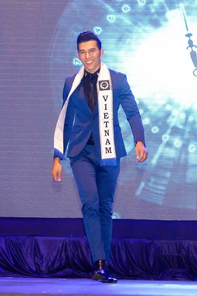 Tối 30/9 vừa qua, tại Governoor Hall - TP. Surabaya Indonesia đã diễn ra đêm chung kết cuộc thi Nam vương Đại sứ Hoàn Vũ 2016. Siêu mẫu Ngọc Tình đại diện cho Việt Nam đã đạt ngôi vị Á vương 1 và Mister Asian International 2016. Đại diện Việt Nam lần lượt có mặt trong Top 1 thí sinh xuất xắc nhất phần thi trình diễn trang phục đi biển, Top 3 quốc phục đẹp nhất, là 1 trong 6 gương mặt được lựa chọn quay clip quảng cáo cho resort tài trợ cho cuộc thi và liên tục có mặt trong Top những thí sinh được bình chọn nhiều nhất.