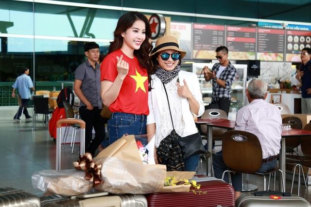 Đặc biệt, Nam Em nằm trong số ít các đại diện Việt Nam tham gia đấu trường nhan sắc quốc tế mà có sự đầu tư kỹ lưỡng về phục trang.