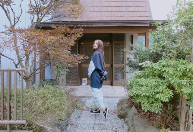 Hot girl Phương Ly gây ấn tượng tại Nhật Bản - 13