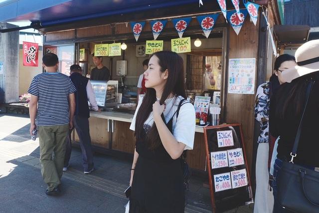 Hot girl Phương Ly gây ấn tượng tại Nhật Bản - 12