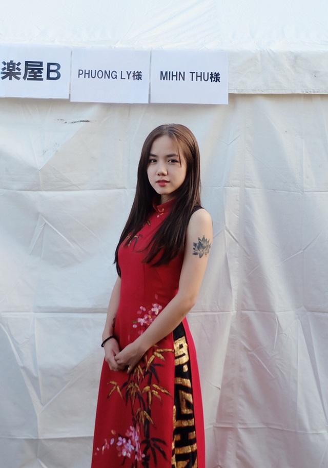 """Mới đây, Phương Ly nhận được lời mời từ ban tổ chức đến với """"Festival giao lưu văn hoá Việt - Nhật""""."""