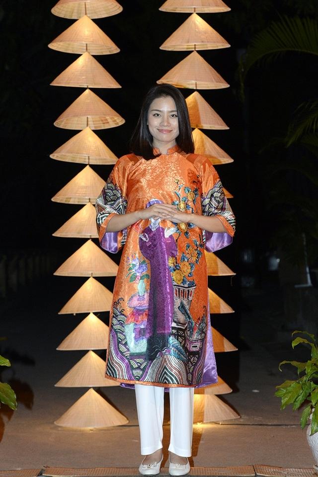 NTK đến từ TP HCM Phương Thanh dành nhiều tình yêu với Hà Nội.