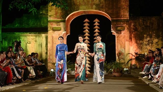 Ngọc Hân hé lộ một số thiết kế áo dài sẽ được cô giới thiệu tại Festival Áo dài Hà Nội 2016.