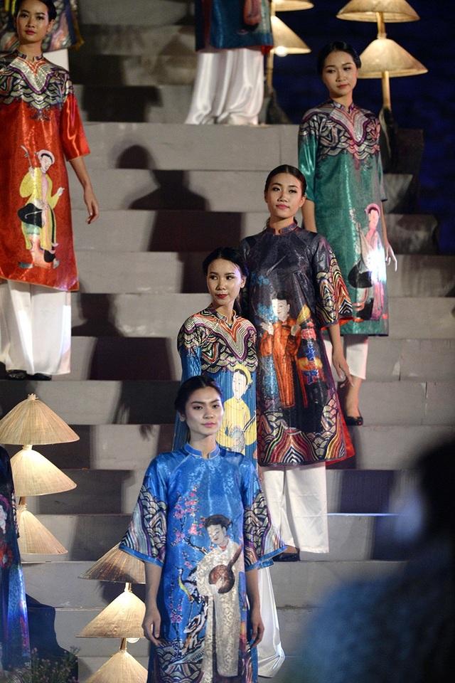 """NTK Phương Thanh: """"Rất nhiều áo dài cách tân quá đà phần ngực"""" - 7"""