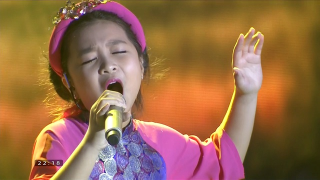 Cô bé Mai Anh thể hiện giọng ca đầy nội lực. Các HLV nhận xét Mai Anh luôn làm tốt, Mai Anh thể hiện phong thái, sự tự tin của một diva.