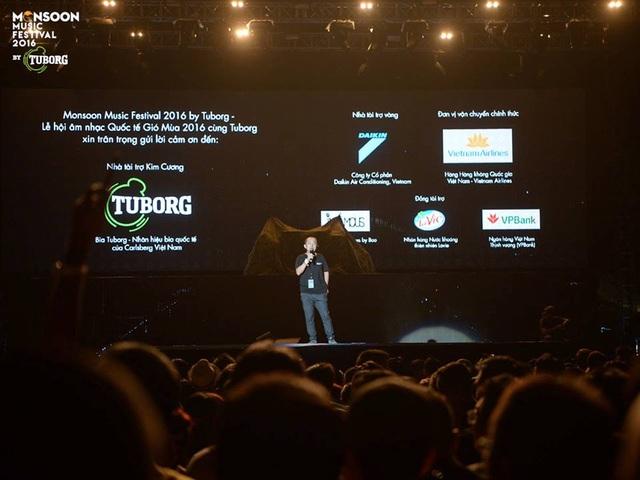 Tuborg cùng Monsoon Music Festival hứa hẹn sẽ mang đến cho khán giả những trải nghiệm âm nhạc đỉnh cao trong những năm tiếp theo