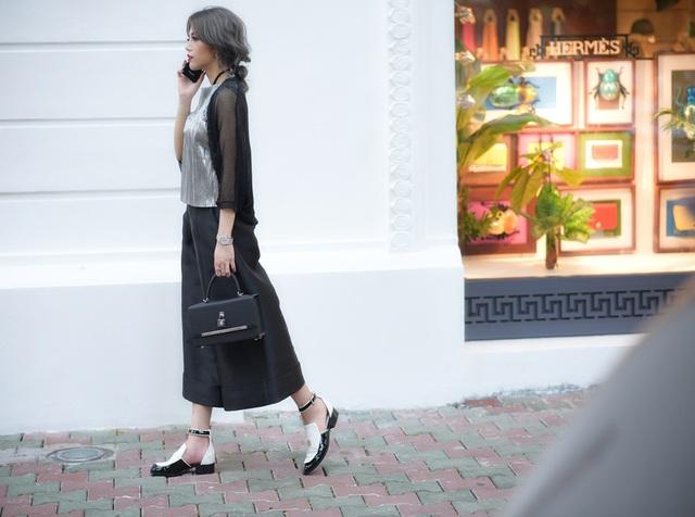 Gu chơi đồ hiệu cực chất của fashionista xinh như hot girl - 13