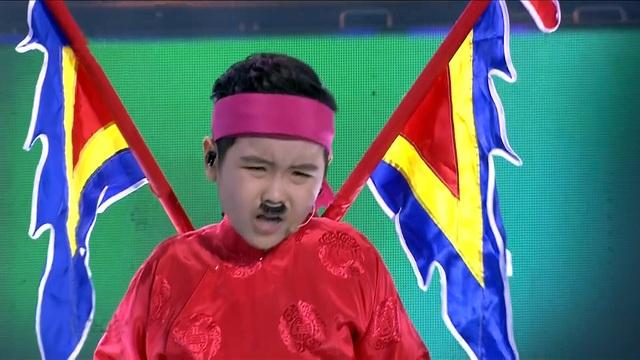 """""""Tài năng chèo nhí"""" Nhật Minh giành ngôi quán quân The Voice Kids - 2"""