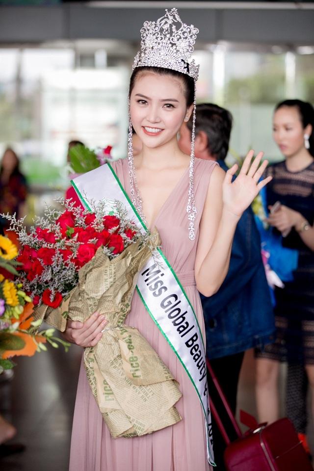 Được biết, sau khi kết thúc cuộc thi Miss Global Beauty Queen 2016, Ngọc Duyên phải thực hiện nhiệm vụ của tân hoa hậu, tham gia các hoạt động quảng bá văn hóa, du lịch cũng như các hoạt động quảng cáo ở Hàn Quốc.