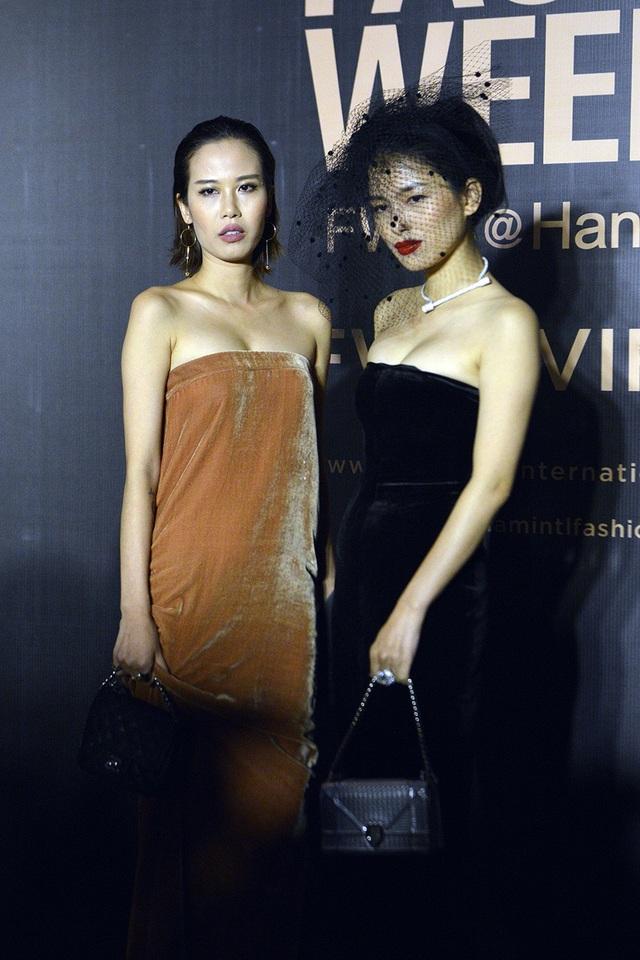 Các quý bà - quý cô mỗi người một vẻ nhưng đều toát lên thần thái thời trang trên thảm đỏ.