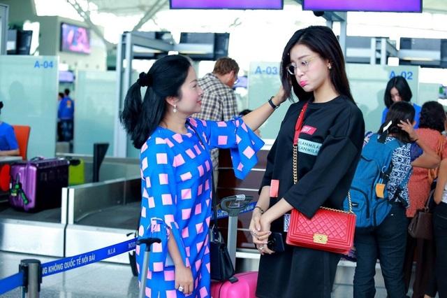 Á hậu Huyền My được mời sang Malaysia diễn thời trang - 4