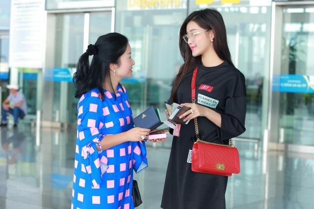 Á hậu Huyền My được mời sang Malaysia diễn thời trang - 6