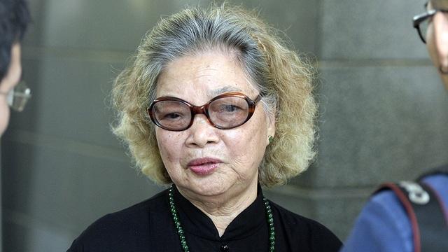 NSƯT Lê Mai.