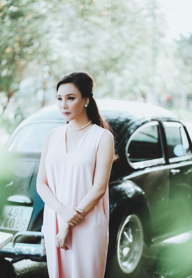 Hồ Quỳnh Hương không muốn vướng scandal tình ái - 2