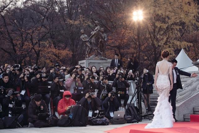 """Chi Pu thắng giải """"Ngôi sao mới châu Á"""", """"đọ sắc"""" Park Shin Hye - 5"""