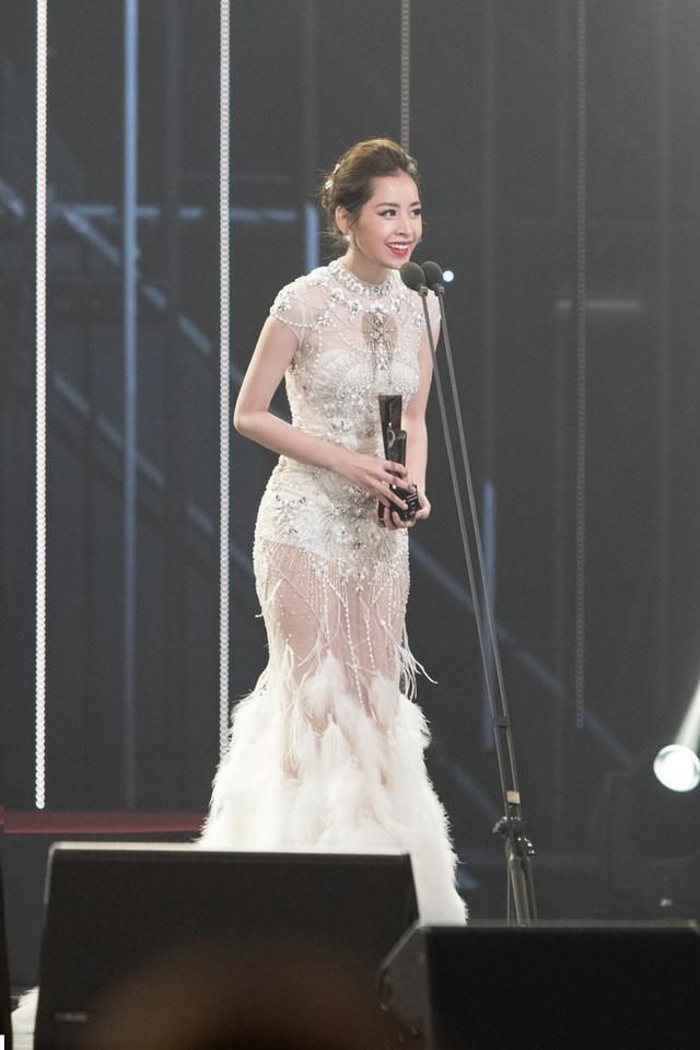 Rising Star là giải thưởng quốc tế đầu tiên mà Chi Pu vinh dự nhận được. Sau nhiều năm nỗ lực, hoạt động bền bỉ, đây là động lực to lớn để nữ diễn tiếp tục tiếp tục cống hiến, ra mắt những sản phẩm nghệ thuật chất lượng hơn.