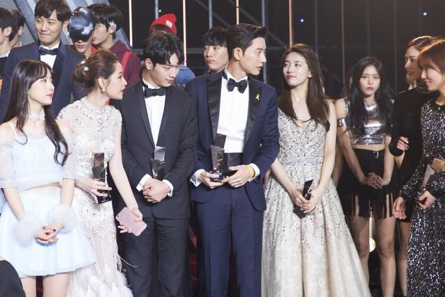 """Chi Pu được KBS phỏng vấn danh hiệu """"Ngôi sao triển vọng châu Á"""" - 9"""