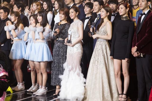 """Chi Pu được KBS phỏng vấn danh hiệu """"Ngôi sao triển vọng châu Á"""" - 8"""