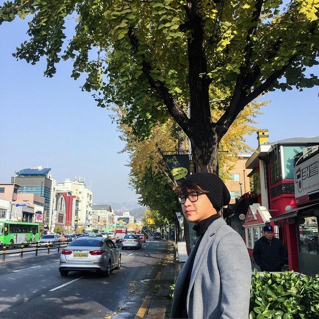 """MC Quang Bảo được sao """"Hậu duệ mặt trời"""", Giám đốc Đài SBS đón tiếp - 11"""