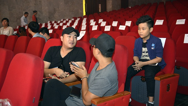 Minh Quân cùng Quán quân The Voice Kids tích cực tổng duyệt Nhân tài đất Việt - 5