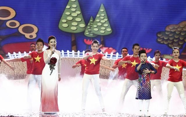 Ca sĩ Dương Hoàng Yến - Nhật Minh gây ấn tượng đêm Nhân tài đất Việt - 19
