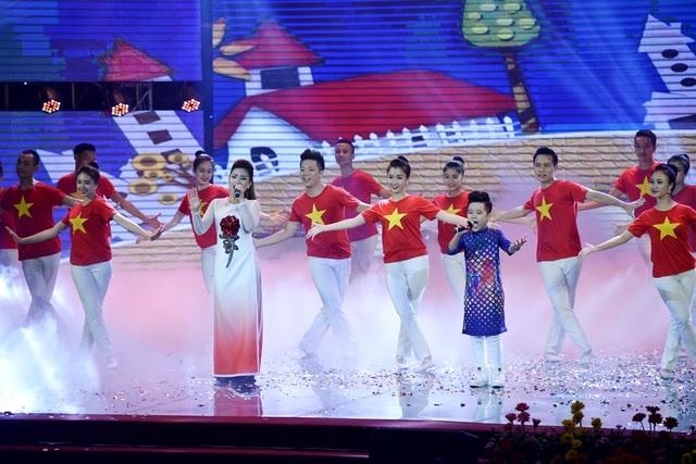 Ca sĩ Dương Hoàng Yến - Nhật Minh gây ấn tượng đêm Nhân tài đất Việt - 22