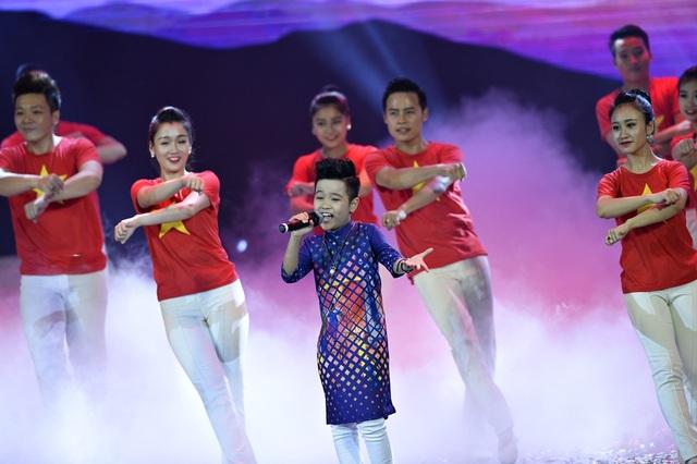 Ca sĩ Dương Hoàng Yến - Nhật Minh gây ấn tượng đêm Nhân tài đất Việt - 20