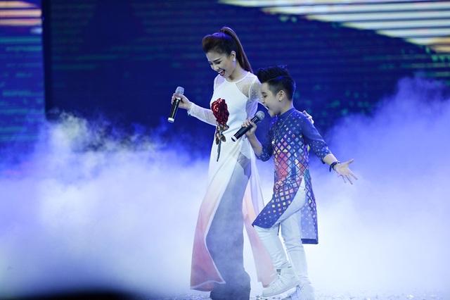 Ca sĩ Dương Hoàng Yến - Nhật Minh gây ấn tượng đêm Nhân tài đất Việt - 17
