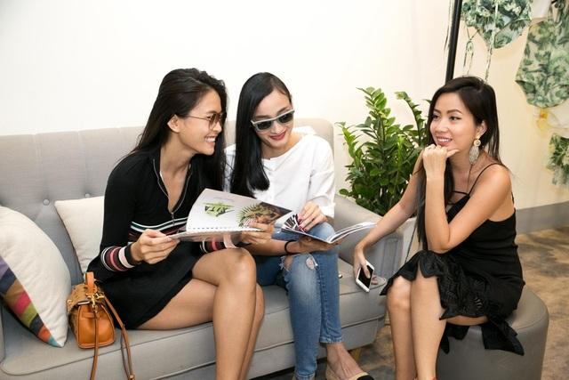 Cả Mâu Thủy và Lê Thúy đều xác định phát triển sự nghiệp ở cả thị trường trong nước và quốc tế.