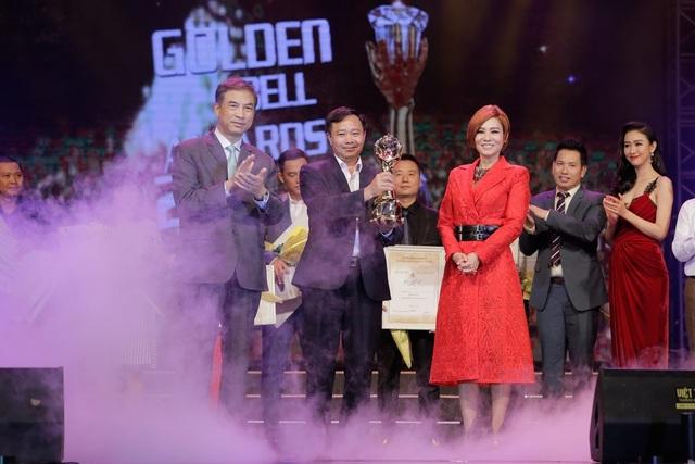 """TVC xuất sắc nhất 2016 được trao cho TVC """"Ba là nhất"""" của VTVcab."""