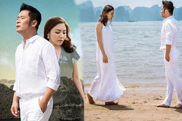 """""""Nếu lúc ấy"""" được thể hiện qua giọng ca nam ca sĩ Bằng Kiều - Văn Mai Hương."""