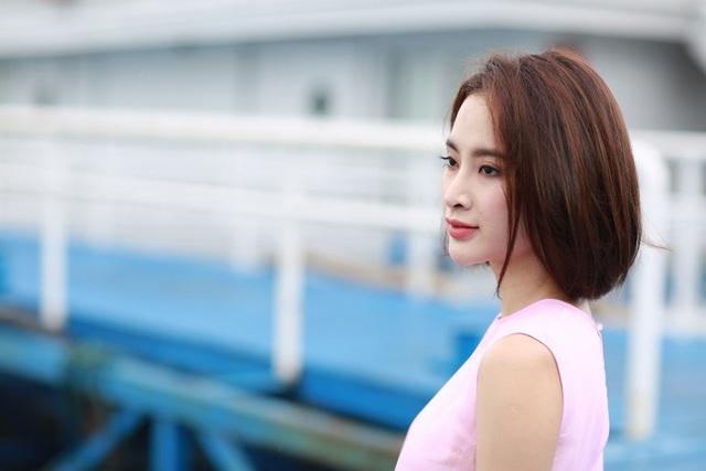 Phương Trinh hóa thân vào vai diễn Họa My.