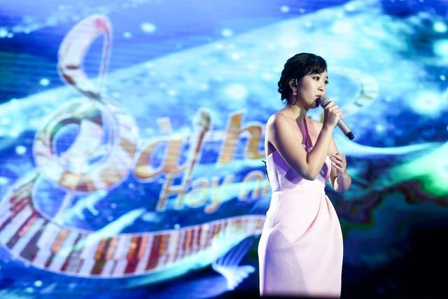 Cháu gái nhà thơ Phan Vũ.