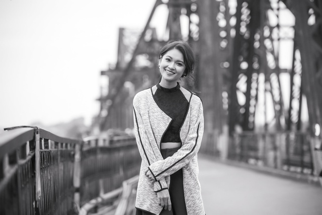 Cô dự tính trong năm tới sẽ đến nhiều địa danh nổi tiếng hơn nữa để khám phá thêm vẻ đẹp của đất nước, con người Việt Nam.