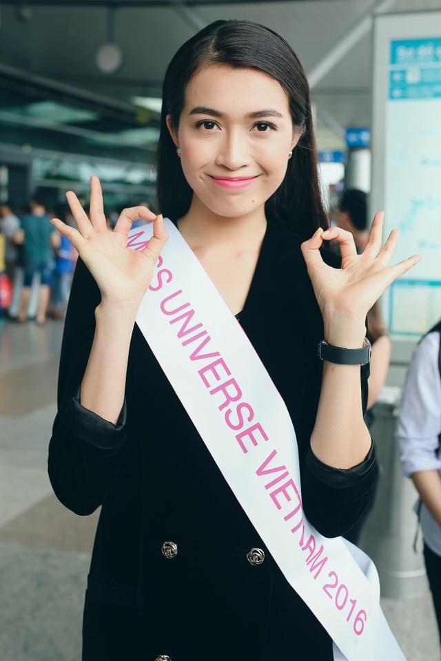 Á hậu Lệ Hằng được CNN phỏng vấn khi vừa đặt chân đến Philippines - 5