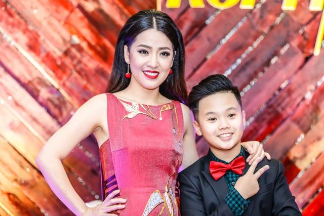 Puka và Trọng Khang.