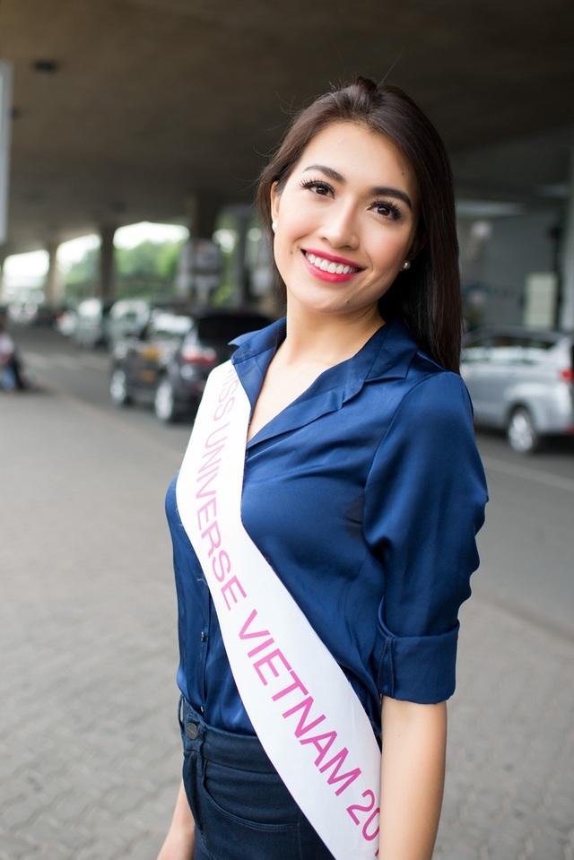 Dàn chân dài Hoa hậu Hoàn vũ thế giới đồng thanh chào bằng tiếng Việt - 6