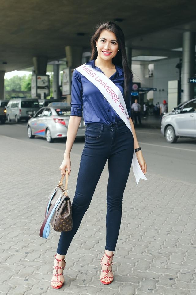 Dàn chân dài Hoa hậu Hoàn vũ thế giới đồng thanh chào bằng tiếng Việt - 7