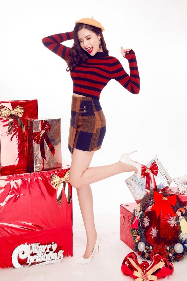 Nữ sinh ĐH Nha Trang quyến rũ đón Giáng sinh sớm - 2